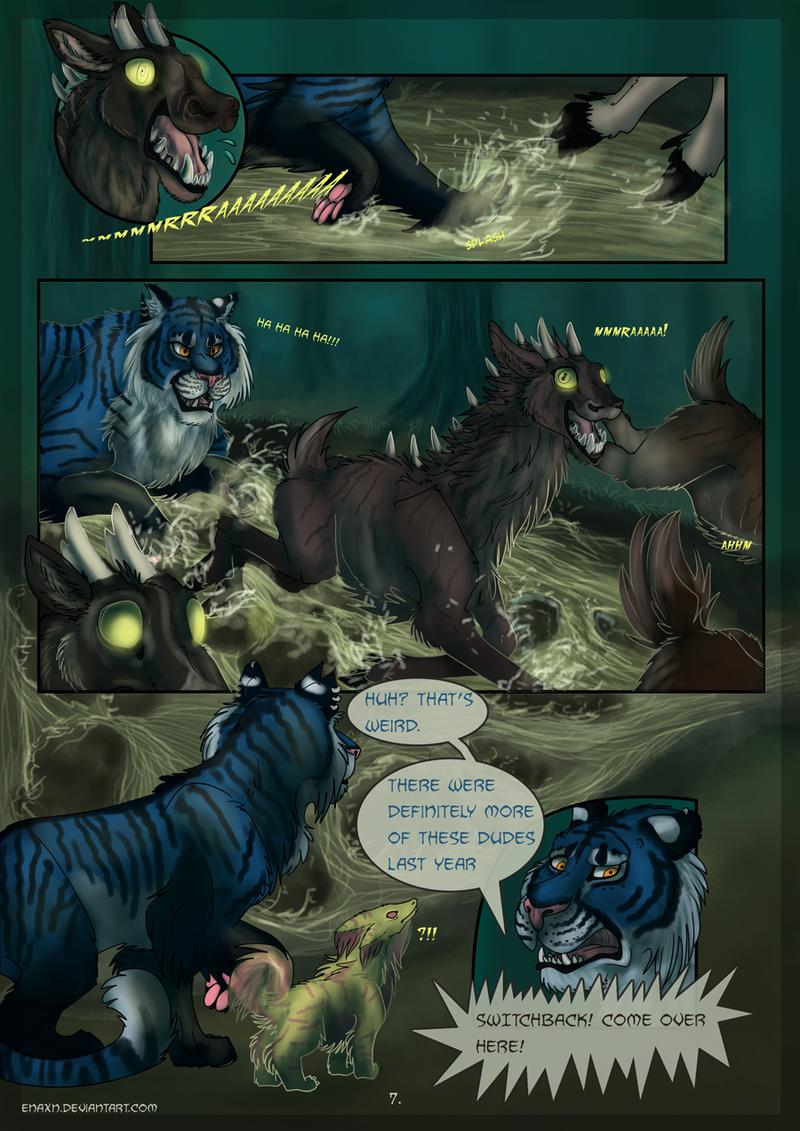 The Last Aysse: Page 7