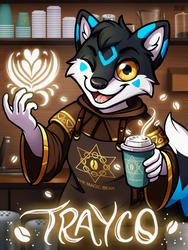 Trayco Ridicudorable Badge - Cafemancer