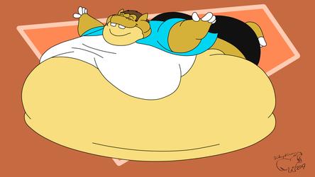 D. Wayne Belly Flop