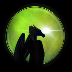 NOT MY ART: Window to the Stars by Beleth