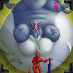 Iron Artist 21-Rootsredclaw