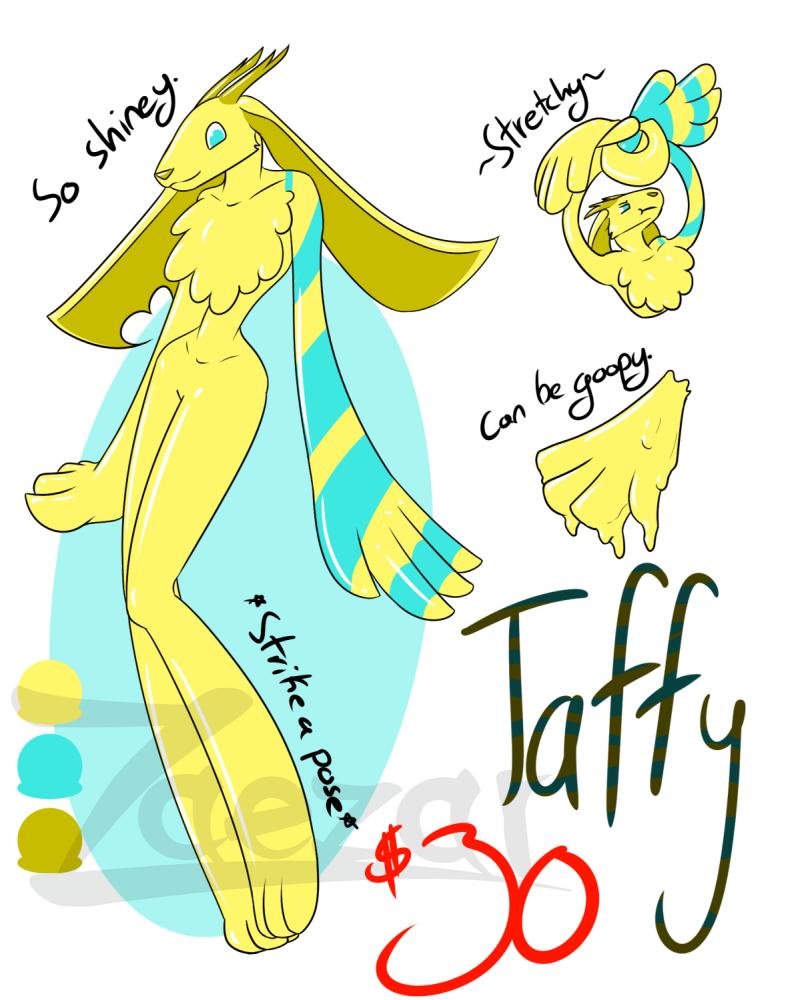 Most recent image: Taffy