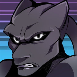 Mewtwo Icon (COMMISSION)