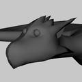 3D Dragon disp 2