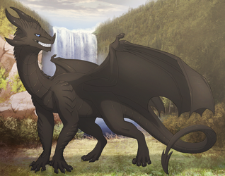 Dragon Grin
