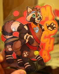 Lilwolf badge!