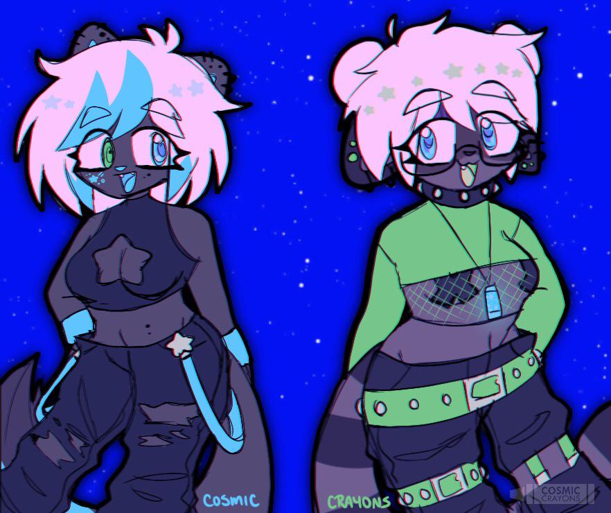 Cosmic & Crayons
