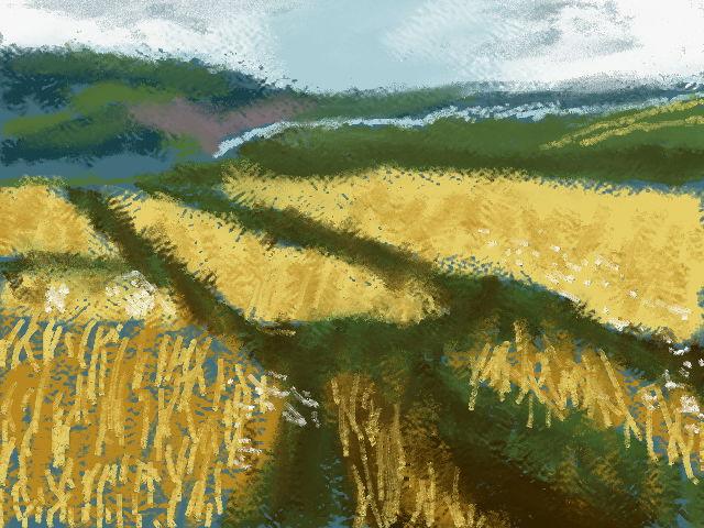 Art Academy: Barley