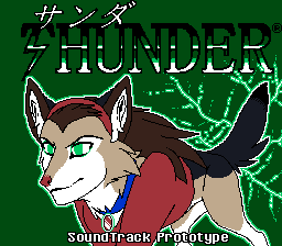 Thunder OST - Main Menu
