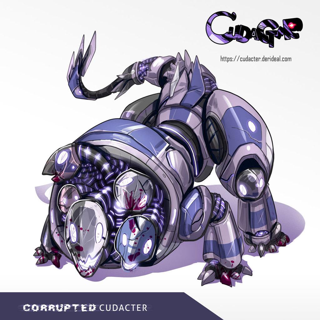 Most recent image: Devourer Cudacter