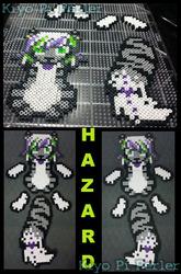 Hazard (premelt / assemble)