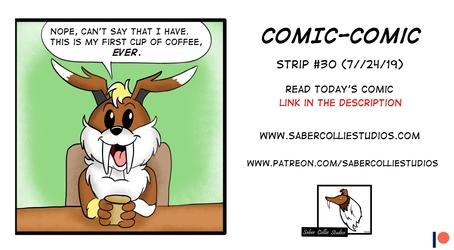 Comic-Comic #30 (7/24/19)