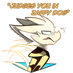 QDV: *Judges You in Zappy Dog 2*