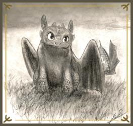Toothless the Nightfury