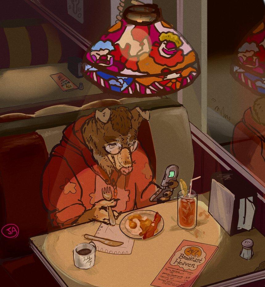 27/7 Breakfast Heaven