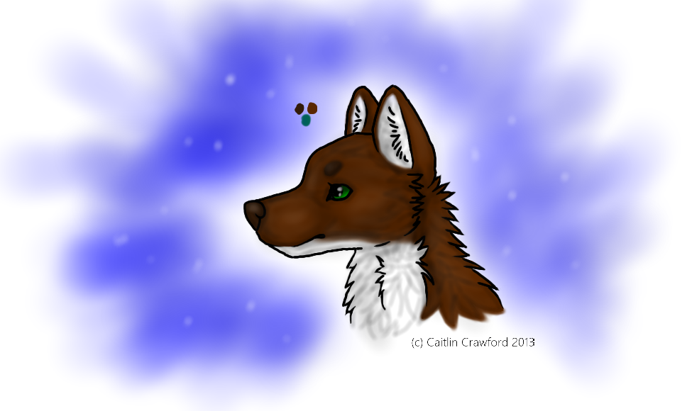 Attempt at semi-realistic Wolf