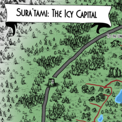 Sura'tami, The Icy Capital