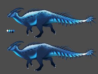 Parasaurs Batch 3