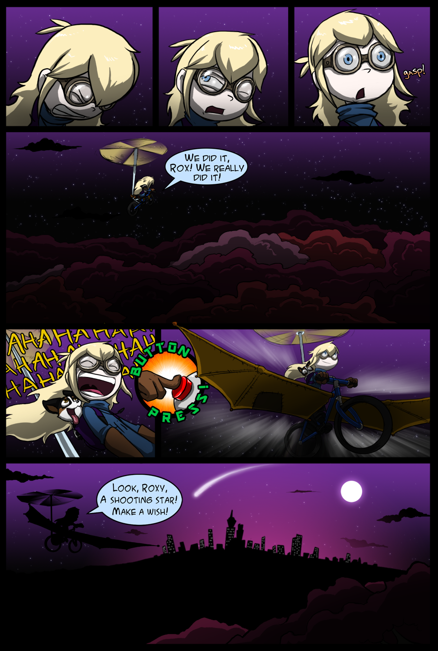 Duality Chapter 1 - Page 6