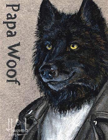 Papa Woof