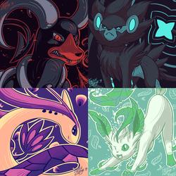 Palette Pokemon 4