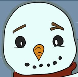 Acari the Snowman