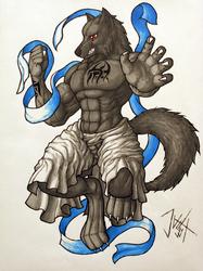 Wolf Wizard 2