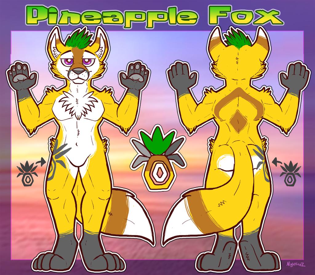 Pineapple Fox