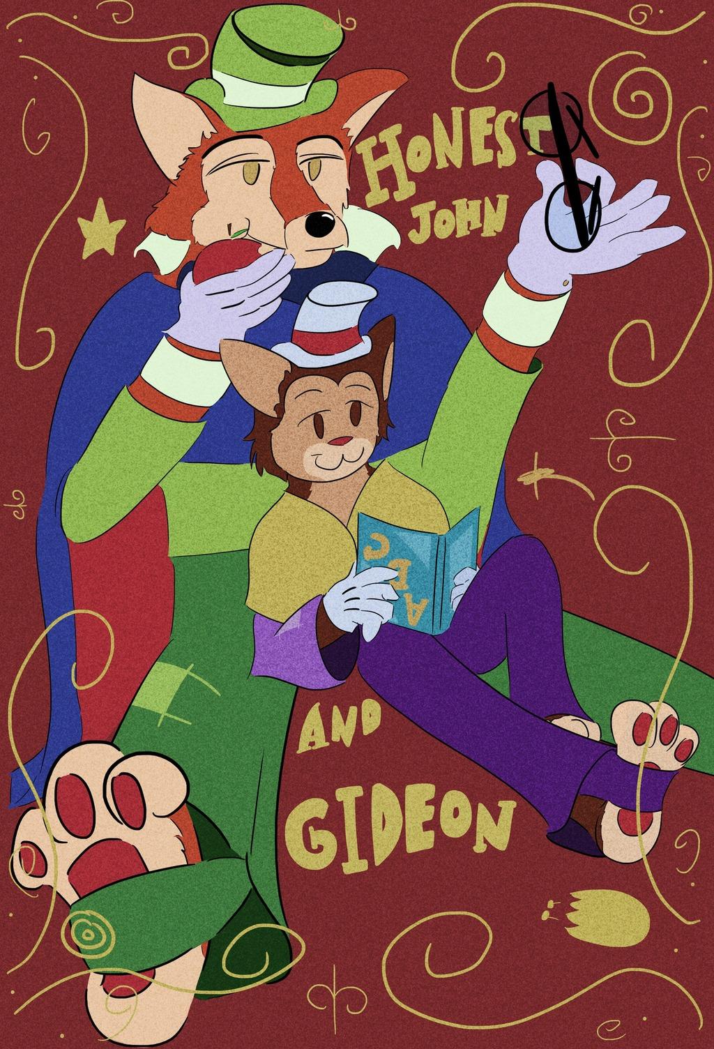 Honest John and Gideon
