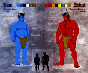 Baal and Zebul ref sheet