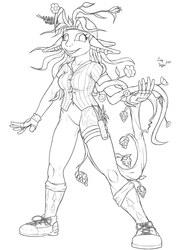 [Comm] Alien Plant Lady Bealix - Pleistabix