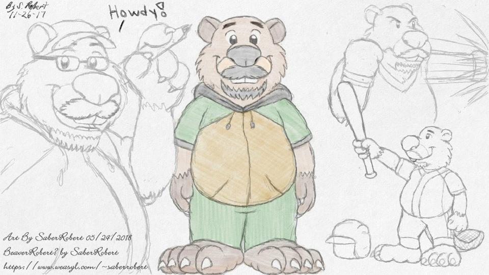 Animal quiz results - I'm a beaver