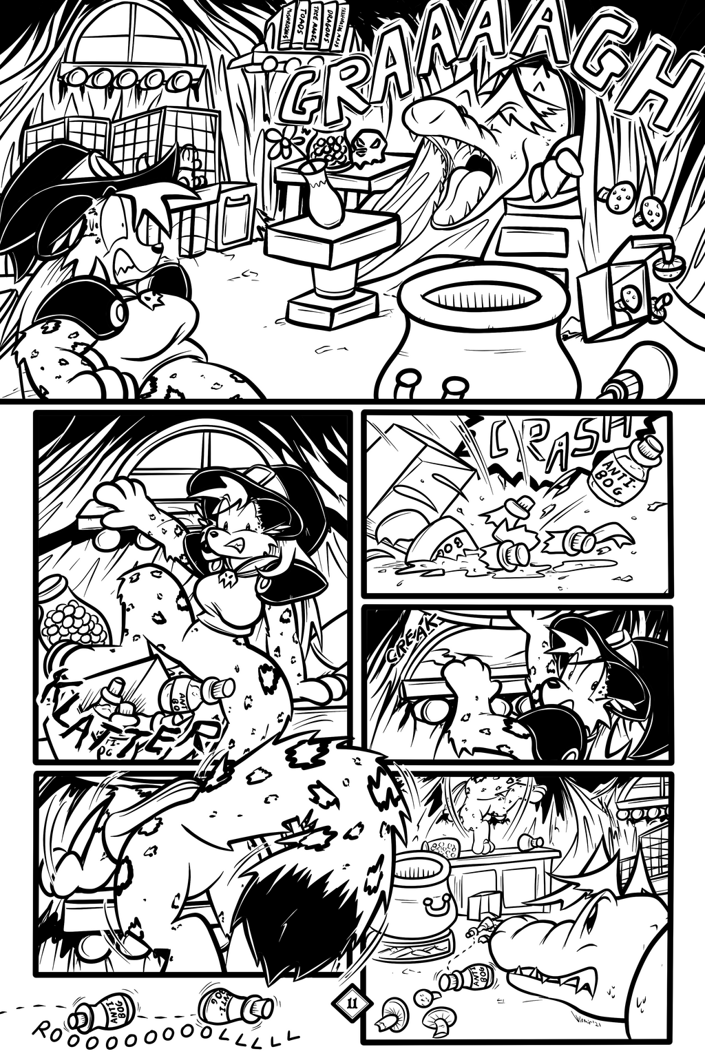 Holiday Special, page 11