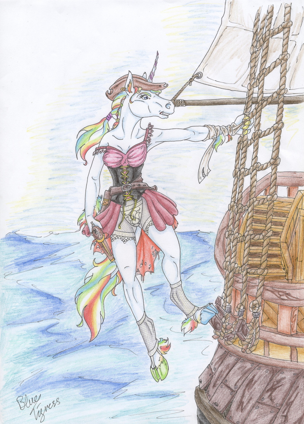 Most recent image: .: A Pirate Life for Me...:.