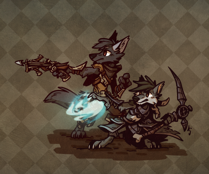 Razor and Toya
