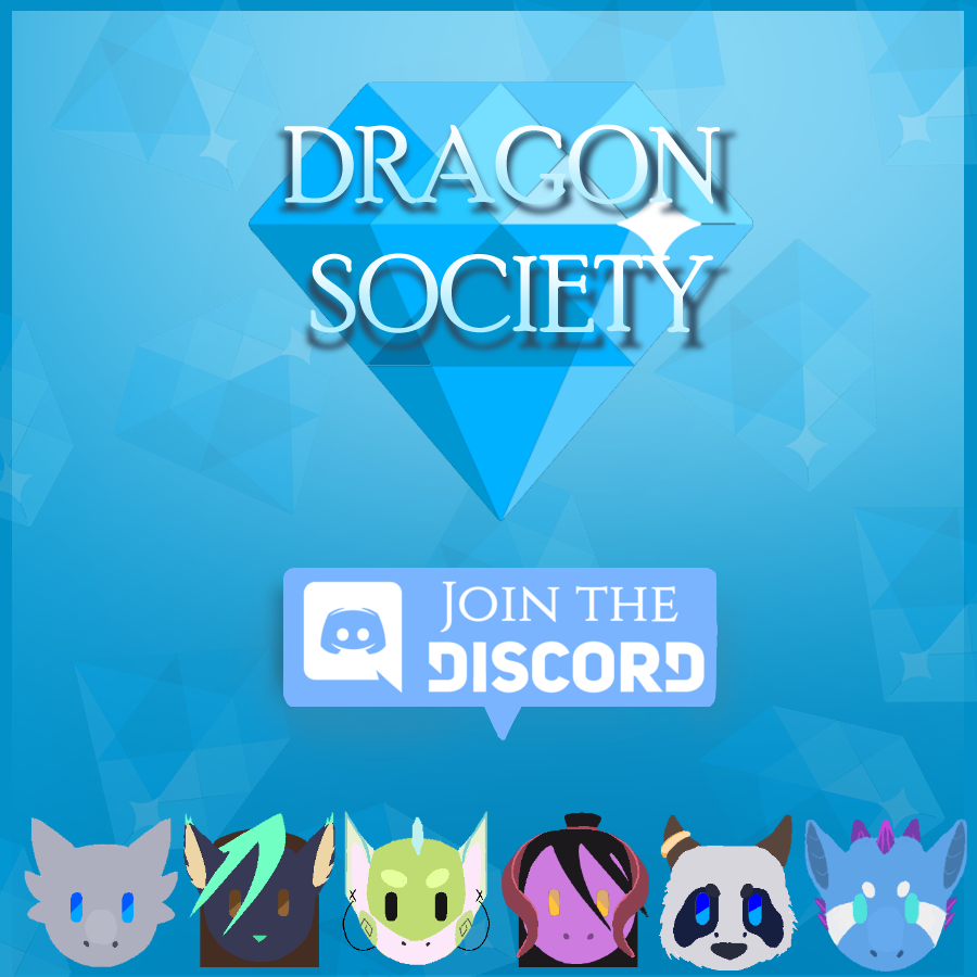 You are invited to Dragon Society!