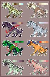 [A] Hyena Adopts -- OPEN (6/8)