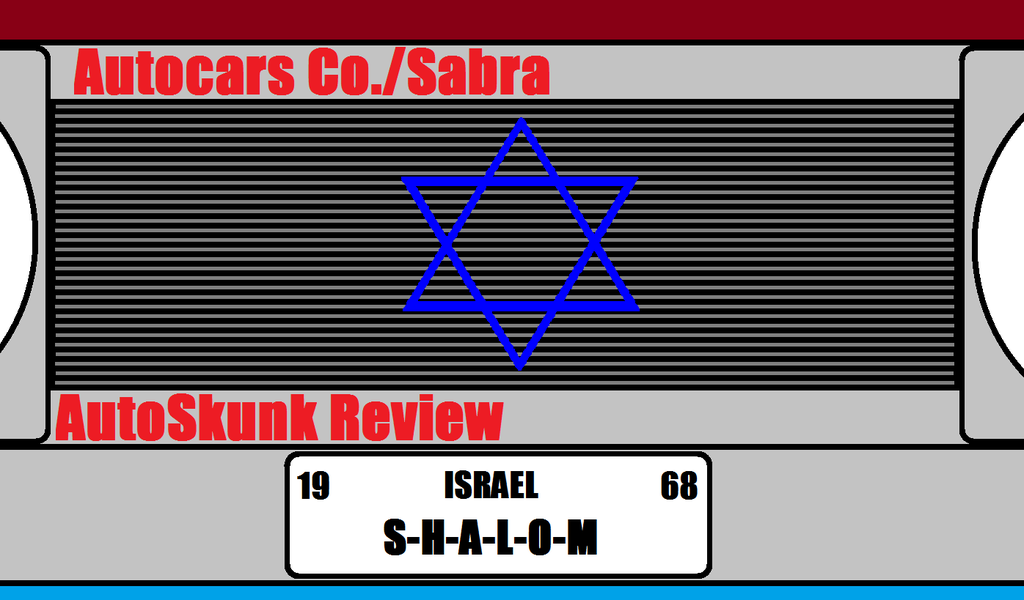 Autocars/Sabra (AutoSkunk Review)