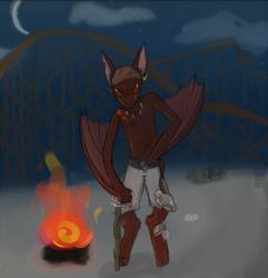 Mystic Bat