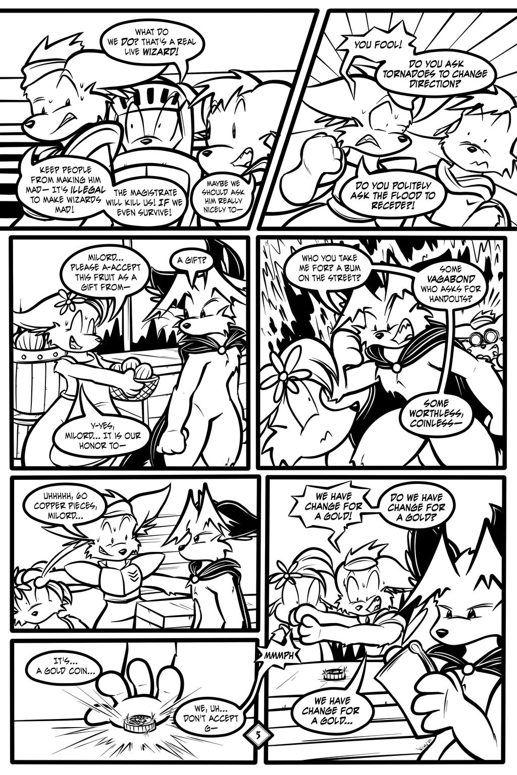 Epidemic, page 5