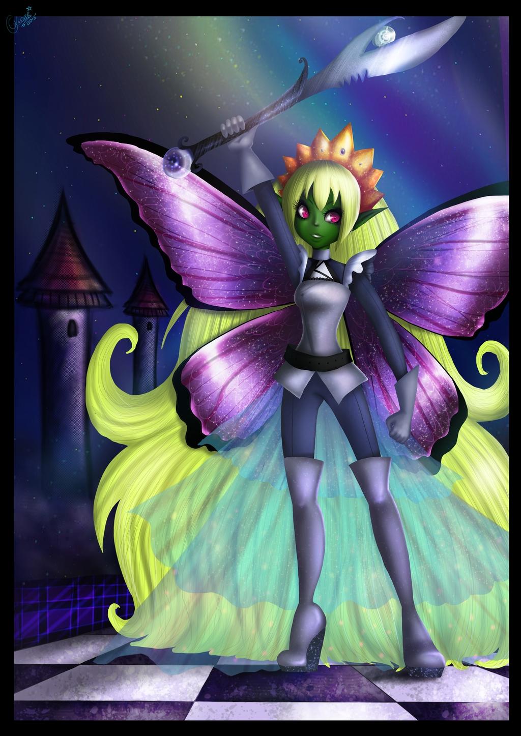 Vlower the Fairy Queen