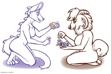 -COMMISSION- Ponies!