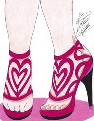 :Heart Heels:
