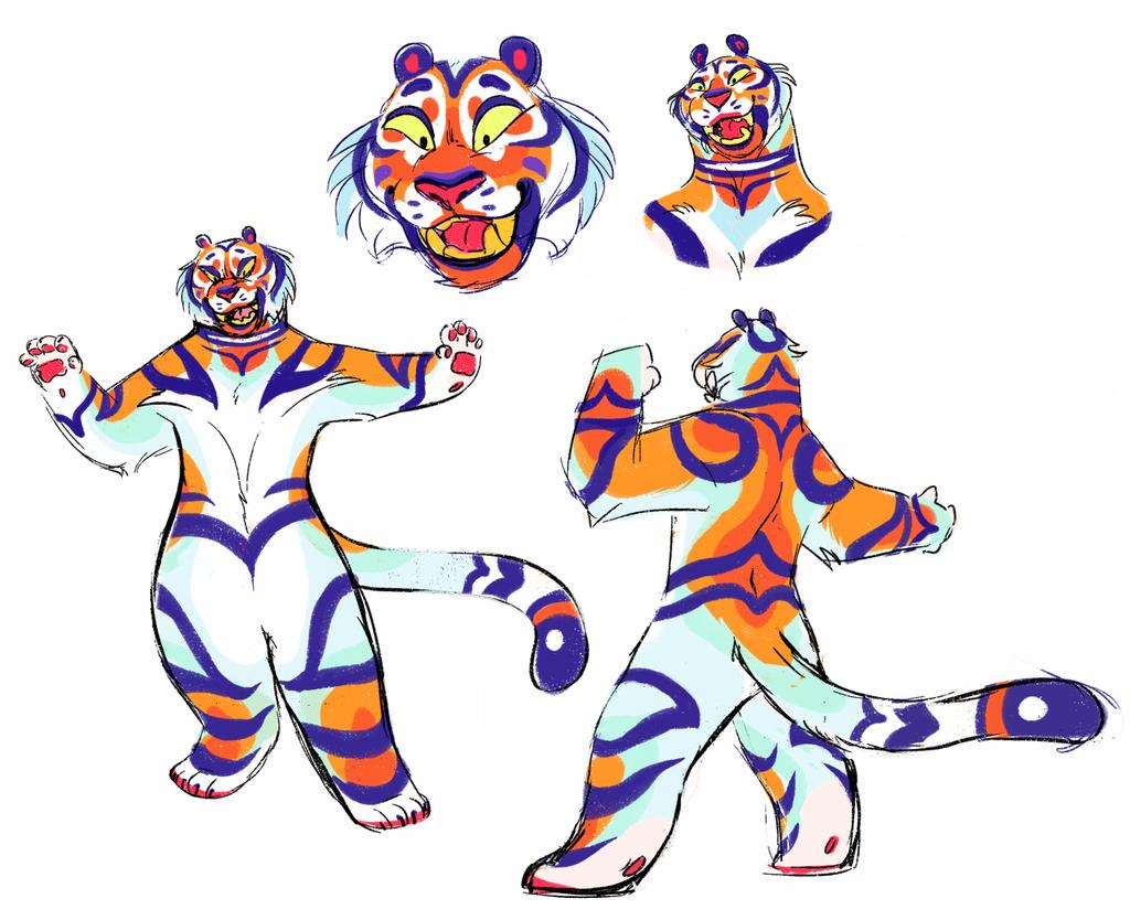 Tiger Gal