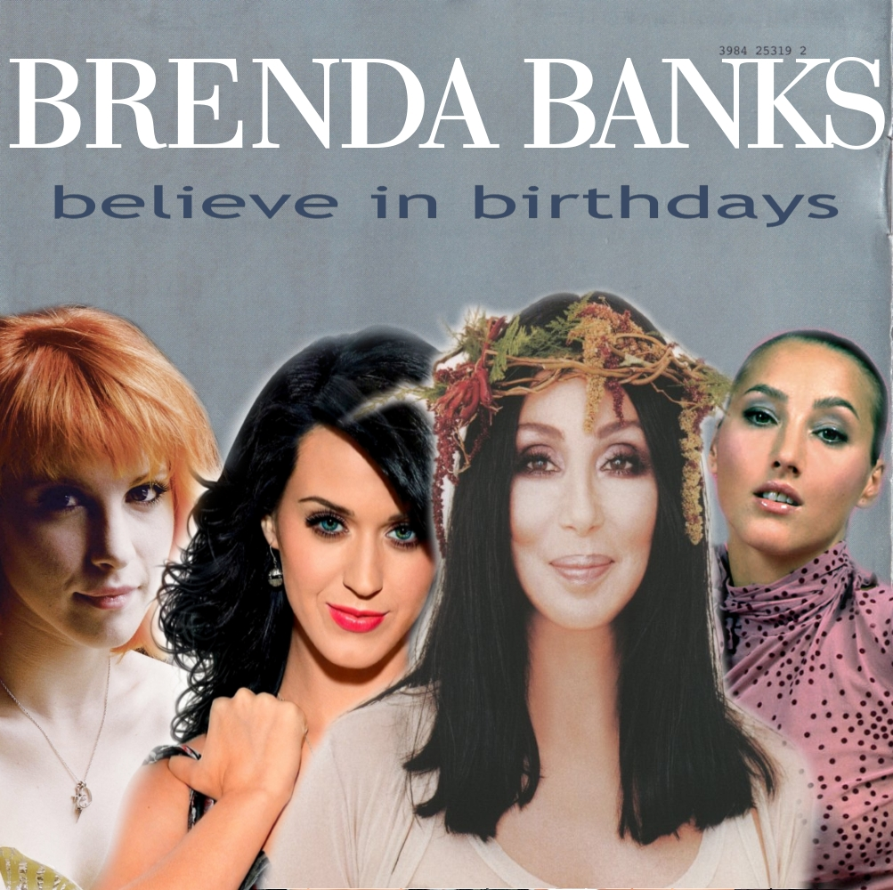 Believe in Birthdays [Katy Perry & The Jumpsmokers vs. Cher, Paramore & Alice Deejay]