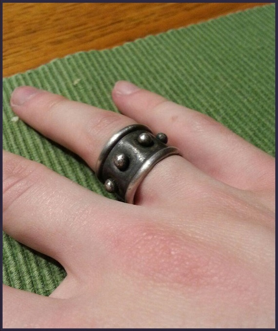 Literally my Fourth Ring