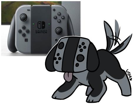Switch Puppy