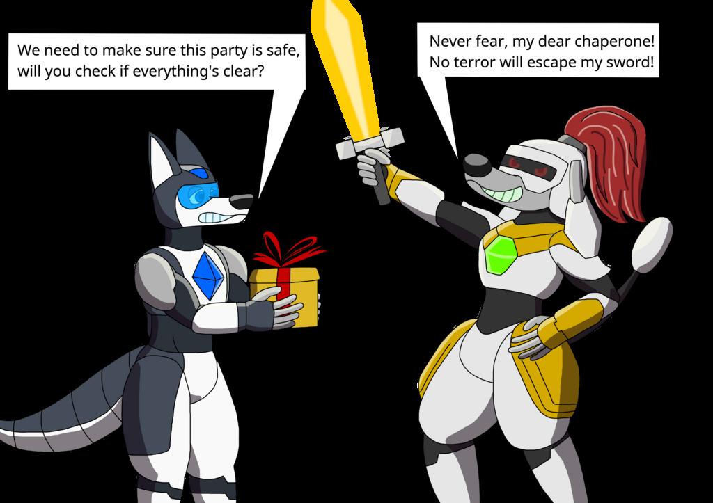 [Gift] Birthday preparations