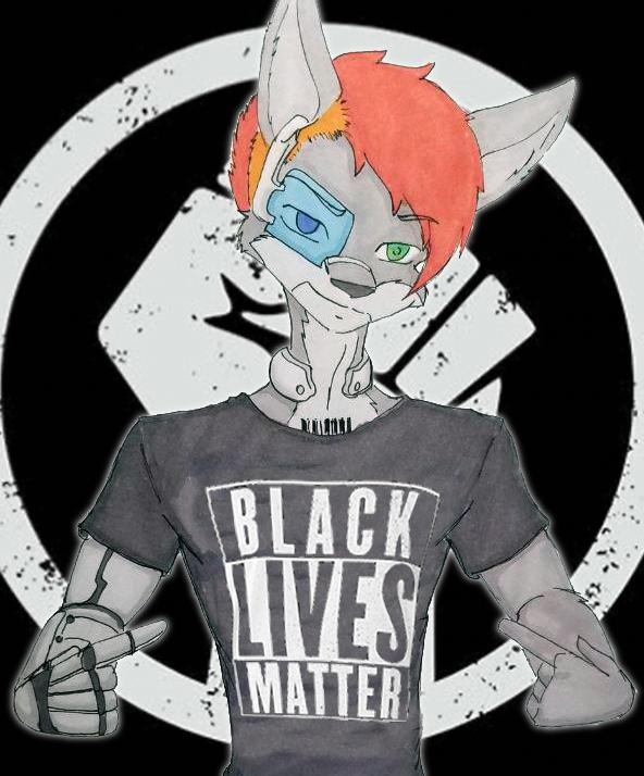 Most recent image: Black lives matter