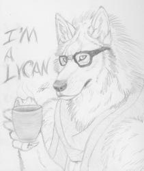 The Hipster Werewolf